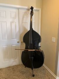 Upright double 3/4 bass