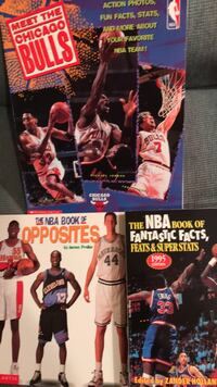 NBA  Books from 1995-2000 Columbia, 21045
