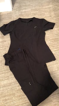 Ladies scrubs size XS two identical pairs