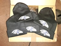 Brand new nwt Baltimore raven hat size  med large xl knit warm  Hyattsville, 20784