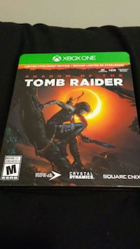 Shadow Of The Tomb Raider Steelbook Edition Winnipeg, R2W