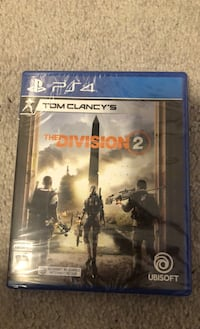 The Division 2- Ps4 Game Toronto, M2N 3L9