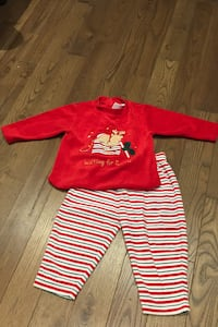 Christmas outfit 18 months