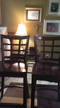 Two bar stools in excellent condition Arlington, 22204