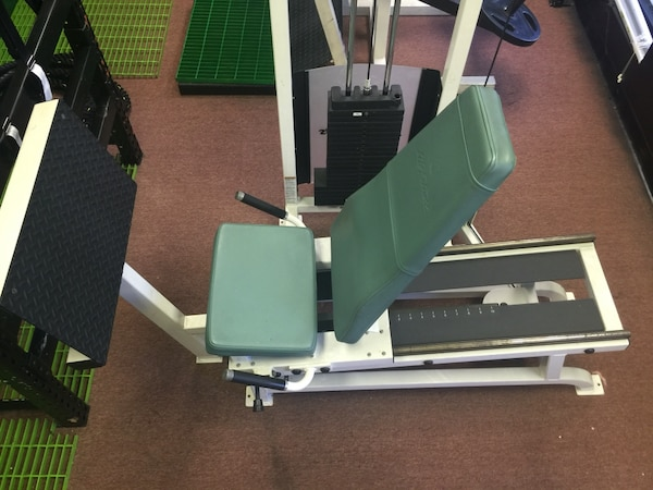 Leg Press For Sale >> Life Fitness Seated Leg Press