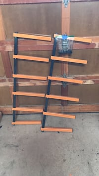 Wood wall rack Livermore, 94550