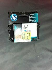 HP 64 tri-color ink