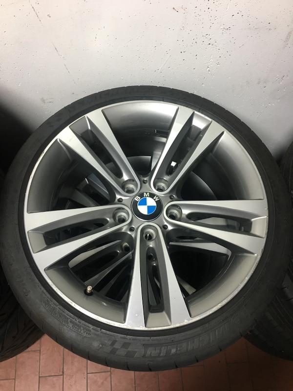 Used Bmw F30 Sport Wheels For E90 For Sale In Belmont Letgo