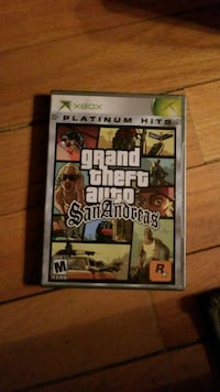Grand Theft Auto San Andreas Mississauga, L5V 1X9