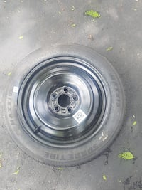 Ford spare donut Tire