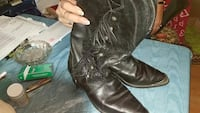 Women's,garley boots hardly wore.