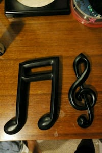 Music notes home decor Jersey City, 07304