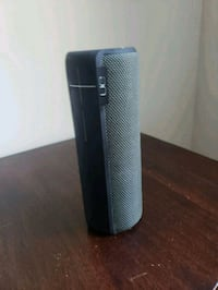 black and gray portable speaker Nutley