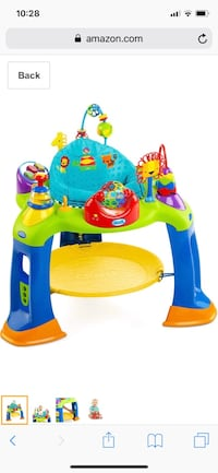 Oball Activity Bouncer New Carrollton, 20784