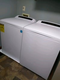 Washer and dryer. Fisher paykel