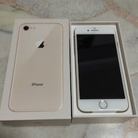 iPhone 8 gold 64gb Ульяновск, 432000
