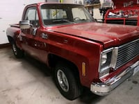 Chevrolet - Silverado - doors and hood St. Catharines