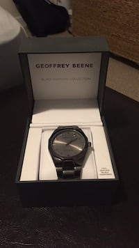 Geoffrey Beene (Black Diamond Collection) Watch Kelowna, V1X 2A4