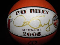 PAT RILEY 2008 HALL OF FAME