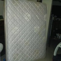 chiropractic double mattress and box spring  Edmonton, T5T 2N9