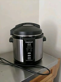 Cuisinart pressure cooker electric