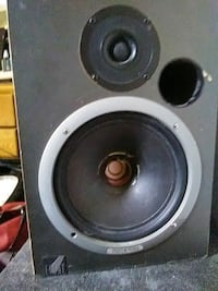 black and gray subwoofer speaker Colorado Springs, 80911