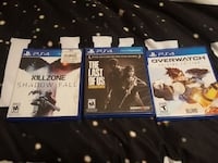 All three games for 60$ Odessa, 79762