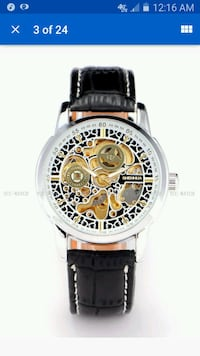 Auto-Mechanical watch  Houston, 77082