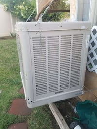 white air condenser unit