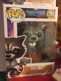 Funko pop Rocket  Madrid, 28054