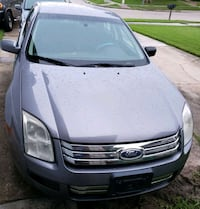 2007 Ford Fusion Harvey