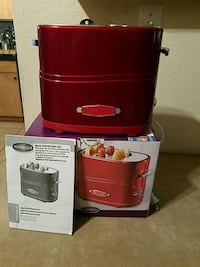 Pop-Up Hot Dog Toaster Phoenix, 85033