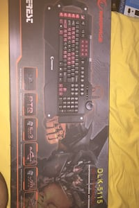 Everese DLK-5115 Gaming Klavye