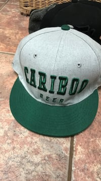gray and green Boston Celtics fitted cap Saanich, V8Y 1M2