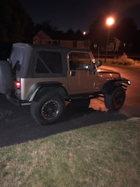 Jeep - Wrangler - 2004 Columbus