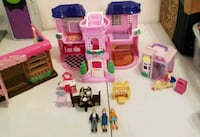 Fisher Price Sweet Street mansion lot  Woodstock, 30188
