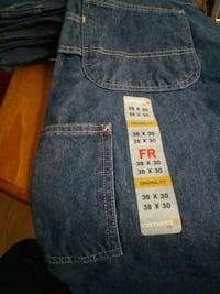 Carhartt fire rated jeans 38 30s  Germantown, 20874