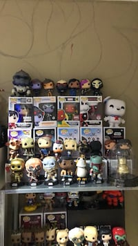 Funko Pop collection Bristow, 20136