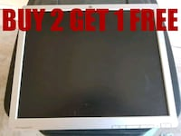 19' HP LCD Monitor Display BUY 2 GET 1 FREE San Antonio, 78251