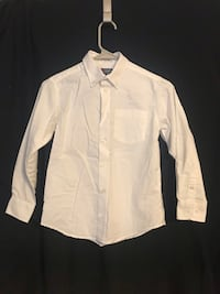 Boys white Dress Shirt-sz8 Fredericksburg, 22401