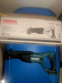 Makita Cordless Reciprocating Saw Toronto, M6M 3G4