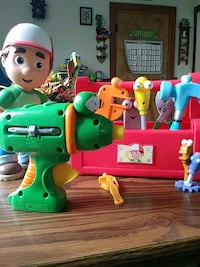 Handy Manny and his box of tools West Haven, 06516