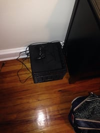 Brand new PlayStation for selling it for 250 with grand a photo