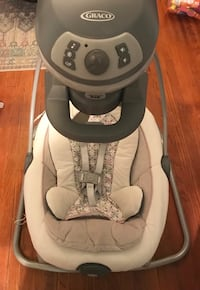 Graco DuetSoothe Infant Swing & Rocker Baltimore, 21214