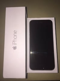 iPhone 6 Space grey Unlocked In Box