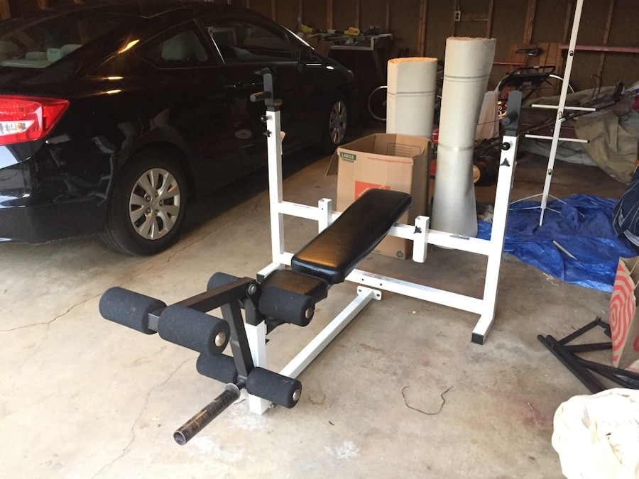 Parabody Serious Steel Weight Bench