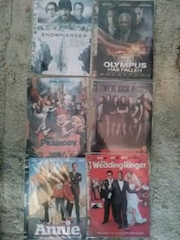 $5 FOR 6 MOVIES North Fort Myers, 33903