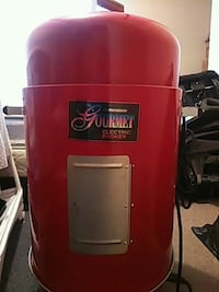 red and grey Gourmet Electric Smoker Brunswick County, 28462