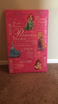 Disney wall decor  Villa Rica, 30180