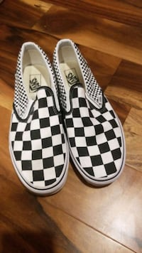 Vans Slip-On Checkerboard Calgary, T2T 6G4